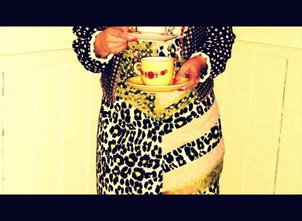 Bohemian Tea Party!
